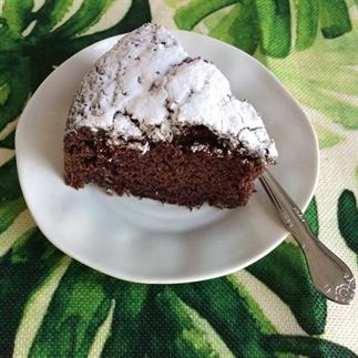 Vegan chocolade cake