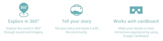 Vertel je eigen verhaal met Storyspeheres
