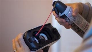 VR bril schoonmaken: waar moet je op letten?