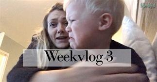 Weekvlog 3 | Ziekenboeg en een nieuwe vlogcamera