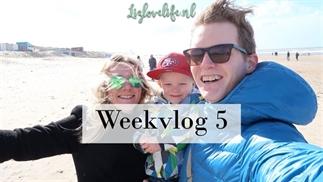 Weekvlog 5 | Zonnig weer en peuters in het wild |