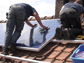 Zonne-energie zonder lelijke zonnepanelen!