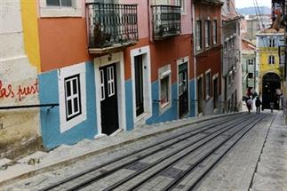 24 uur in… Lissabon