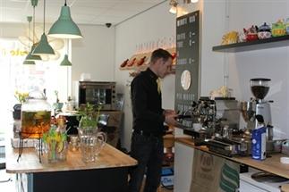 CityBit: The Minute Bar in Groningen