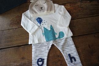 De eerste aankoopjes en cadeautjes voor de baby!