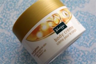 De nieuwe Body Crème van Kneipp met Olijven?!
