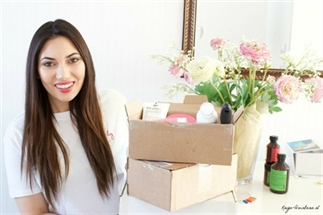 Een mega beauty unboxing video