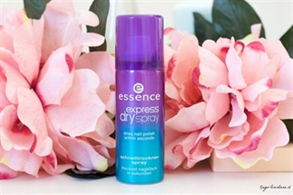 Essence express dry spray voor je nagellak