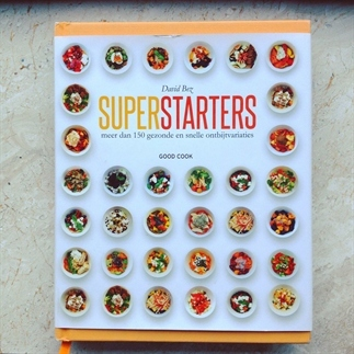 Gezond, snel ontbijt? Lees Superstarters David Bez