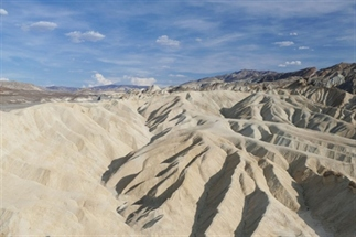 Het ruige Death Valley