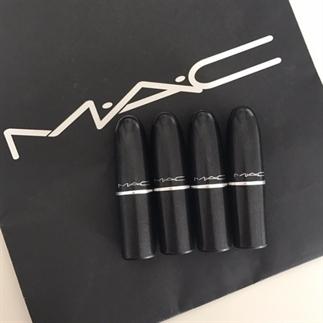 Mac lippenstiften