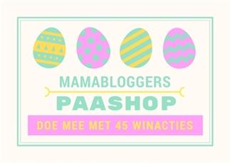Mamabloggers Paashop met 45 winacties!
