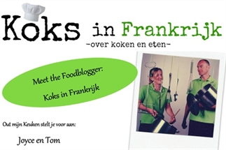 Meet the Foodblogger: Koks in Frankrijk