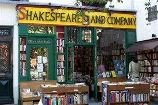 Op een literaire ontdekkingstocht in Parijs