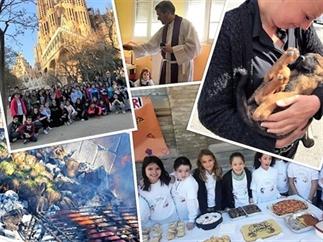 Over LEVEN in SPANJE Fotodagboek maart 2017