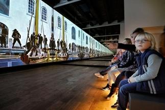 Paasuitje: Het Scheepvaartmuseum