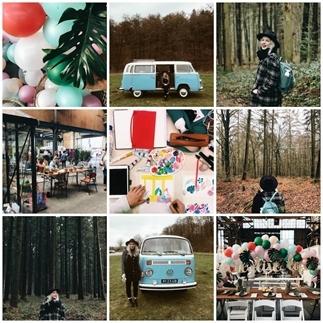 Photodiary Creative Life, Snor Fabriek & Amsterdam