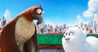 Recently watched #26 o.a the secret life of pets