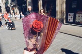 Sant Jordi: de leukste dag in Barcelona!