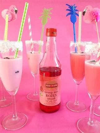 Stroop Susu Cocktails & Mocktails