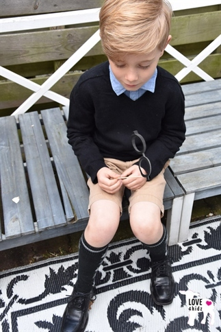 Waarom draagt prins George altijd shorts?