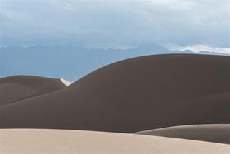 Woestijnen van Iran in beeld
