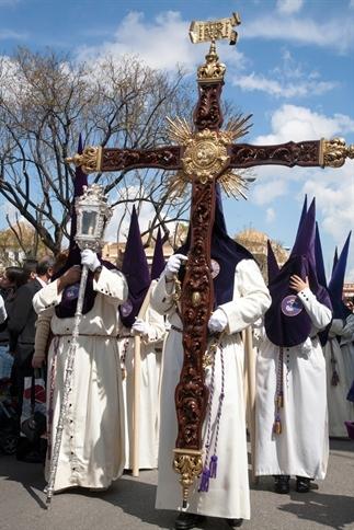 Wow, Semana Santa in Sevilla, Spanje