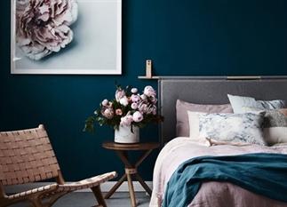 10x de mooiste donkere slaapkamers van Pinterest