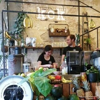 10x food hotspots in Delft