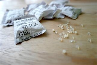 10x wat te doen met zakjes silica gel