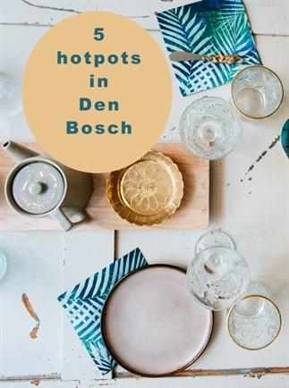 5 Leuke hotspots in Den Bosch