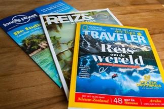 5 Reistijdschriften op een rijtje