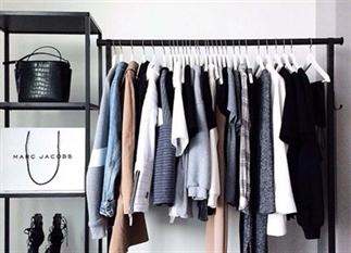 5 tips om van je kledingrek 'n eyecatcher te make