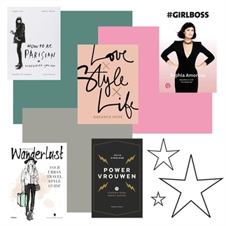 5 x inspirerende boeken die ik wil lezen