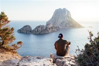 6 plekken op Ibiza waar je kunt chillen