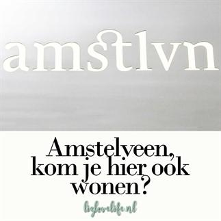 Amstelveen, kom je hier ook wonen?