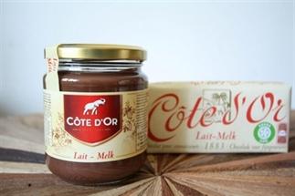 Côte d'Or chocolade pasta