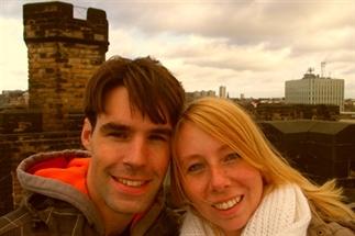 De favoriete stad van... Nick en Kirsten