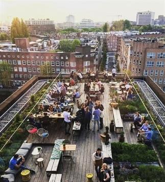 Dit zijn de beste dakterrassen van Amsterdam!
