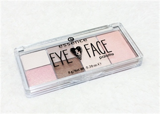 Essence Eye & Face Palette 02 Rise & Shine