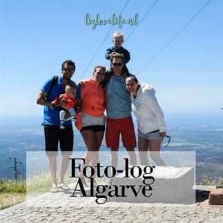 Foto-log vakantie Algarve