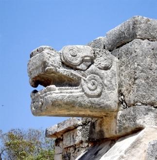 Het Mexicaanse Yucatan in Beeld