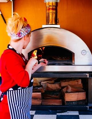 Idee voor een feestje: Hemelse Pizza