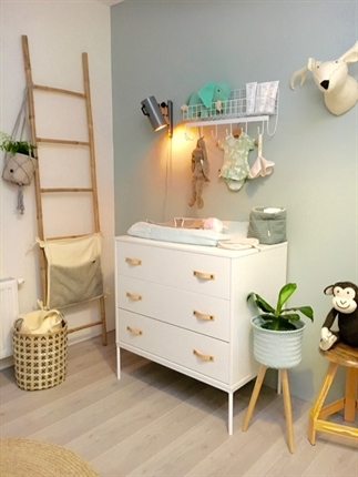Interieur & kids | Babykamer trends 2017