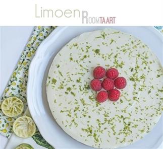 Limoen-roomtaart (Recept uit America/Portugal)