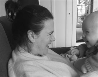 'Mijn eerste moederdag als moeder'