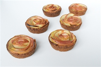 Mini appelroosjes