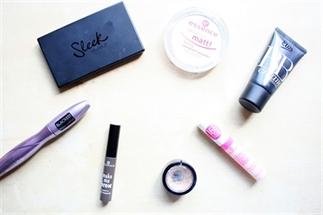 Minimalistische make up weekendje weg