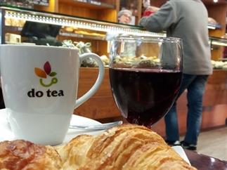 Ontbijten met wijn Over LEVEN in SPANJE