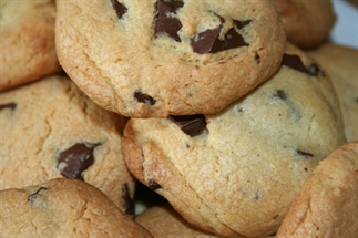 Recept chocolate chip cookies!